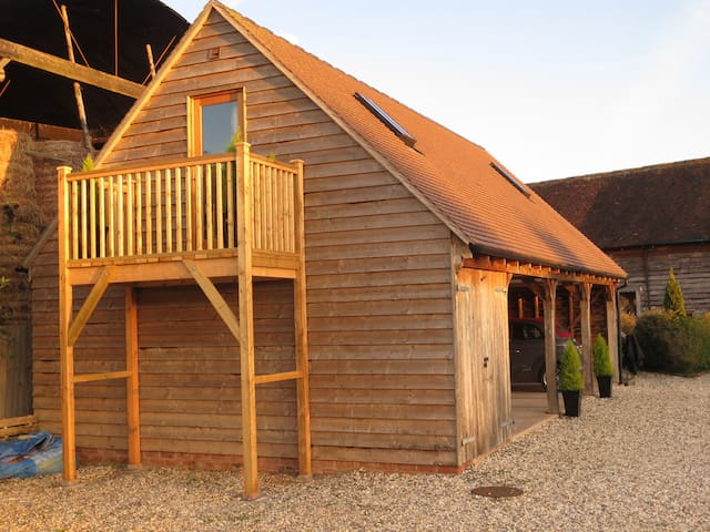 The Lodge, Brierley, Nr Leominster - Leominster - Wohnung