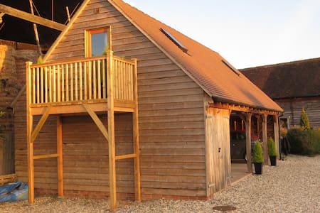 The Lodge, Brierley, Nr Leominster - Leominster - Apartmen