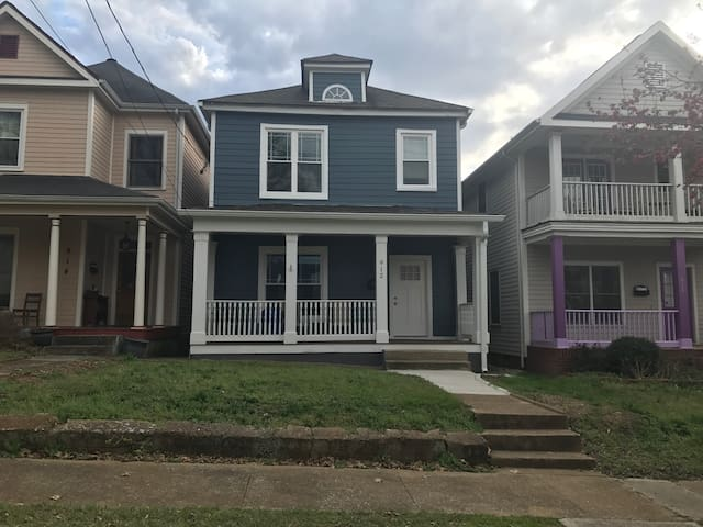 Convenient Downtown Chattanooga - Chattanooga - House