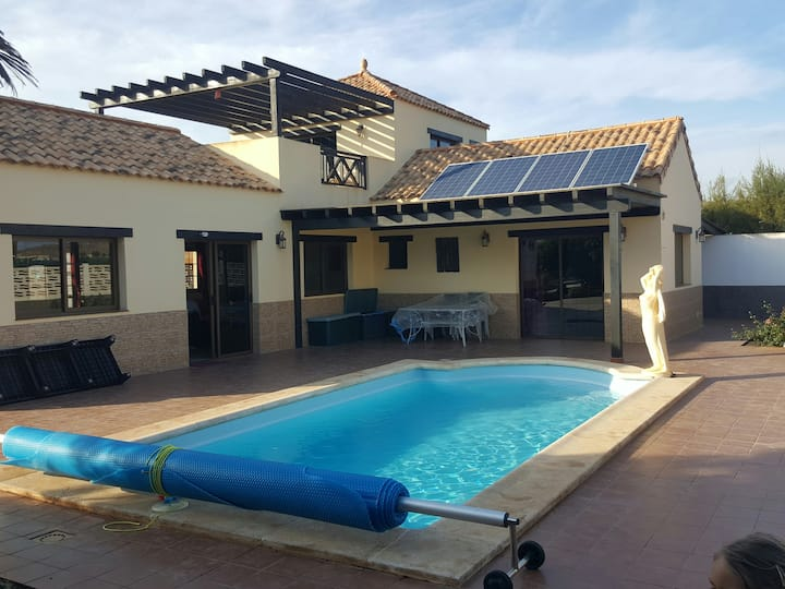 Villa Irlandes - home with a soul