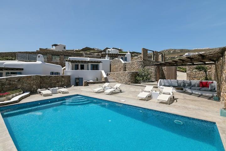 3 Bedroom Private Pool Villa with sea view