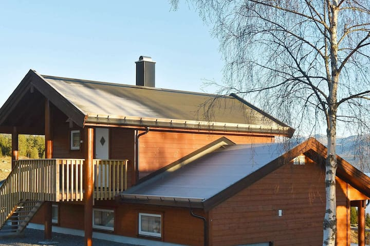 6 person holiday home in Blaksæter