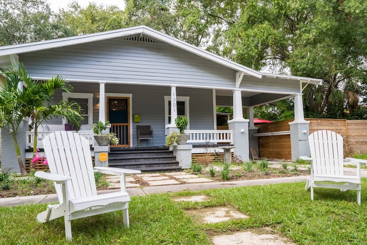 Charming Renovated Stylish Bungalow