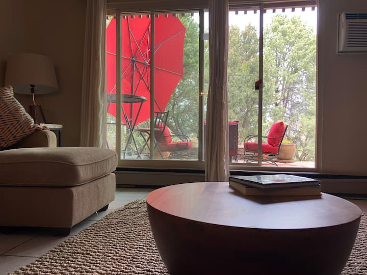 2 bedroom Condo downtown Santa Fe