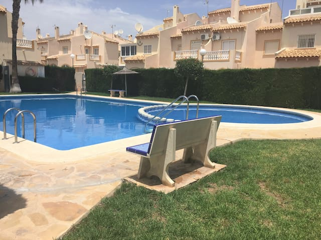 Our Playa Flamenca Home from Home