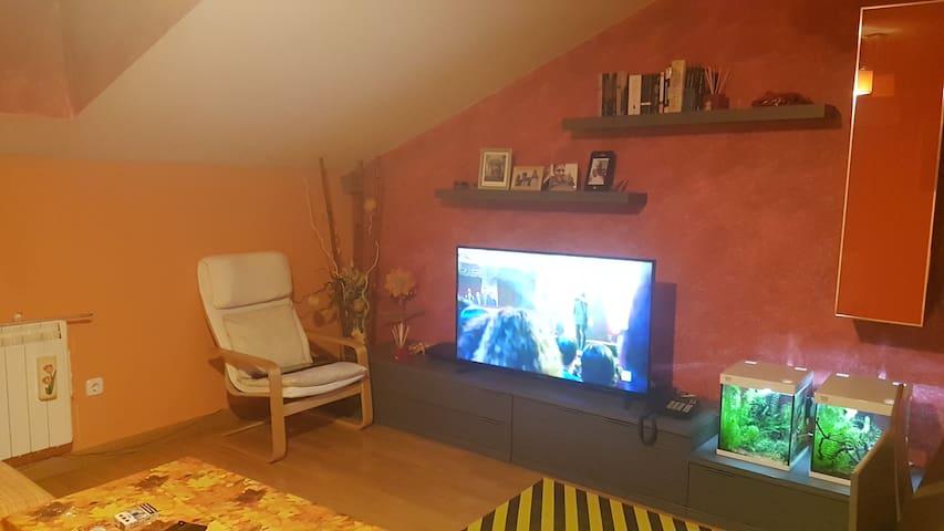 Un piso con encanto