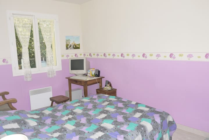 une ou deux chambres en Médoc
