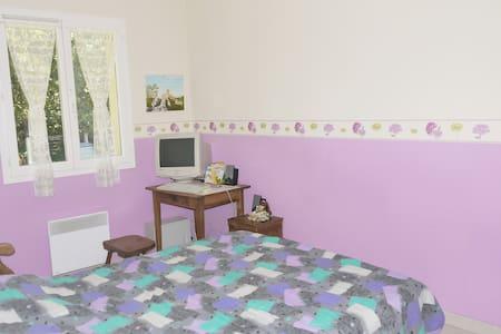 une ou deux chambres en Médoc - Saint-Laurent-Médoc - Talo