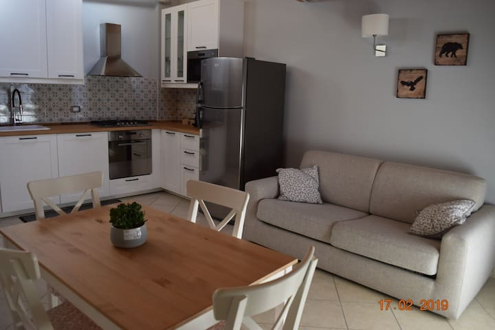 Appartamento En Mez Al Paes - Val di Sole