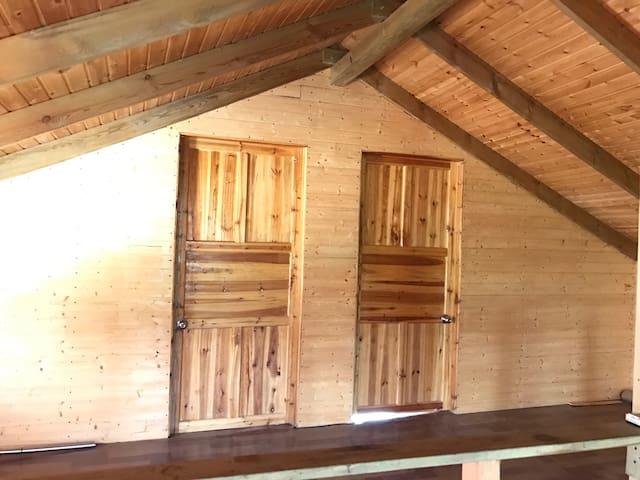 都市丛林中的小木屋 - 江门 - Dom