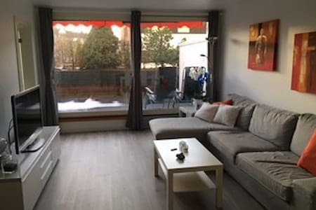 Tasty appartment with easy access to central Oslo - Oslo - Apartamento