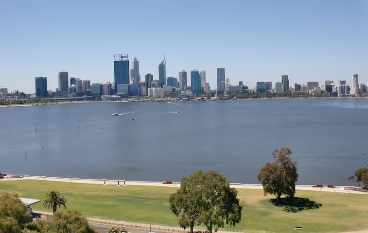 Perth's $Million City Views !