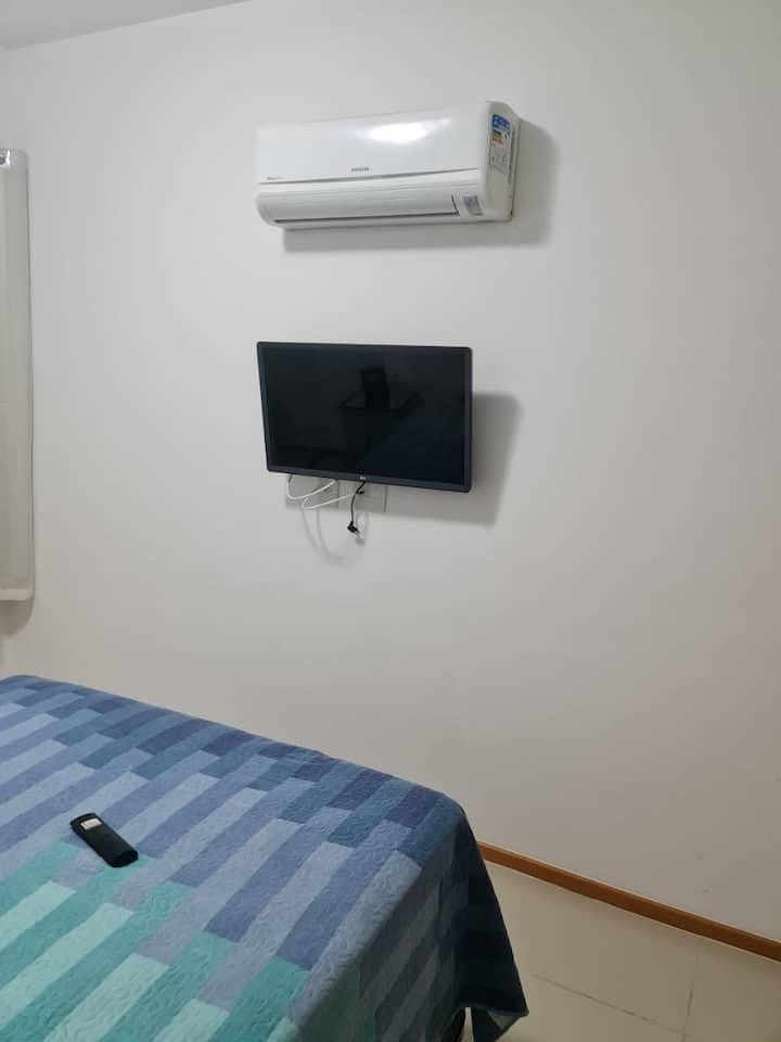 Apartamento Próximo à Praia - Até 10 pessoas