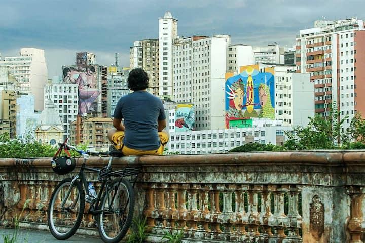 Mirante da Rua Sapucaí