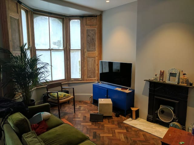 Double room in Bow - Londýn