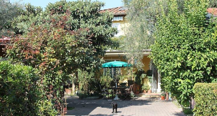 Casa Cacina vintage style. Bagno privato