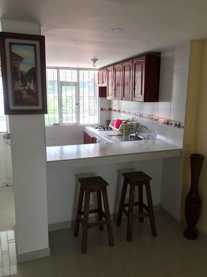 Apartamento Firavitoba