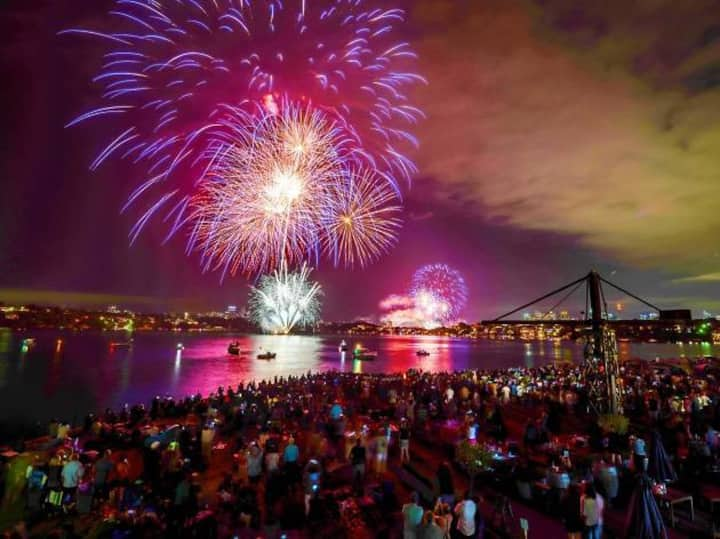 New Years Eve on Cockatoo Island!!