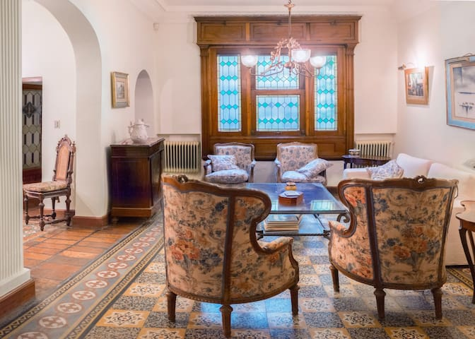 Beautifull home in trendy Pocitos. - Montevideo - Bed & Breakfast