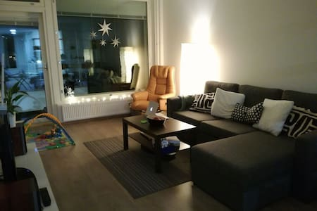 Peaceful modern getaway near airprt - Vantaa, FI - Apartment