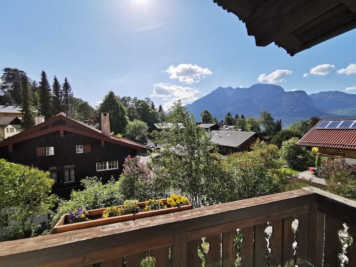 Vacation Home (entire house) in Garmisch-Partenk.