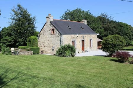 3 bed Countryside Stone Cottage with Land