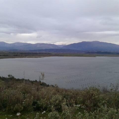 Kamplazh Sarande albania .camping ,beach ,guides