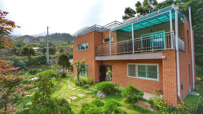공기 좋고 한적한 신축 전원주택! - Namyangju-si - Ev