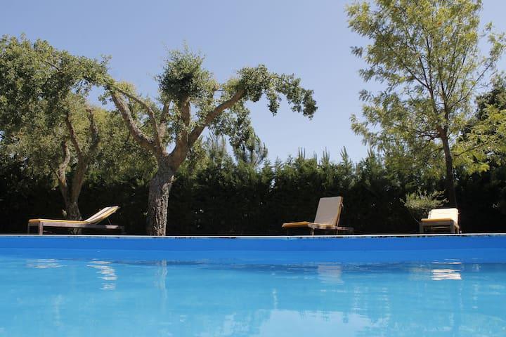 Wunderschönes Landhaus mit Pool