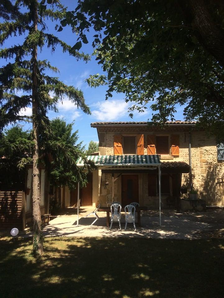 Maison des Chirouzes