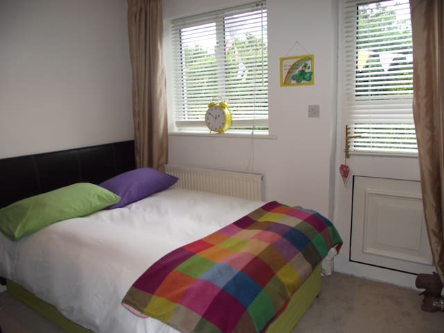 Bright Room for 3 people - Kilbarrack - Huis