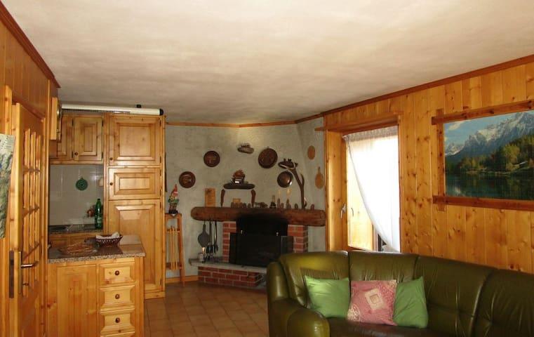 Casa Areit - appartamento - Valdidentro - Huis