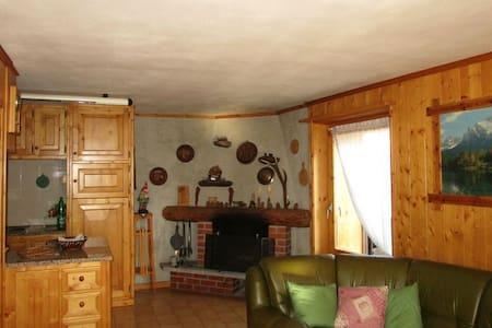 Casa Areit - appartamento - Valdidentro - บ้าน
