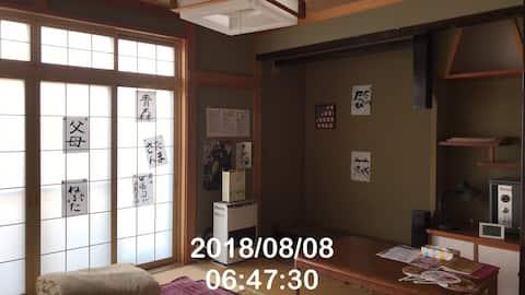 Japanese room TATAMI for 6 people