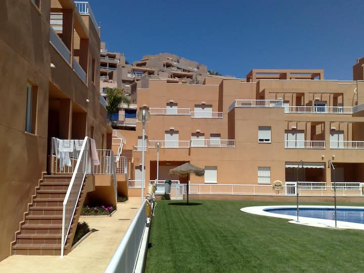 Apartamento en zona exclusiva de Mojacar