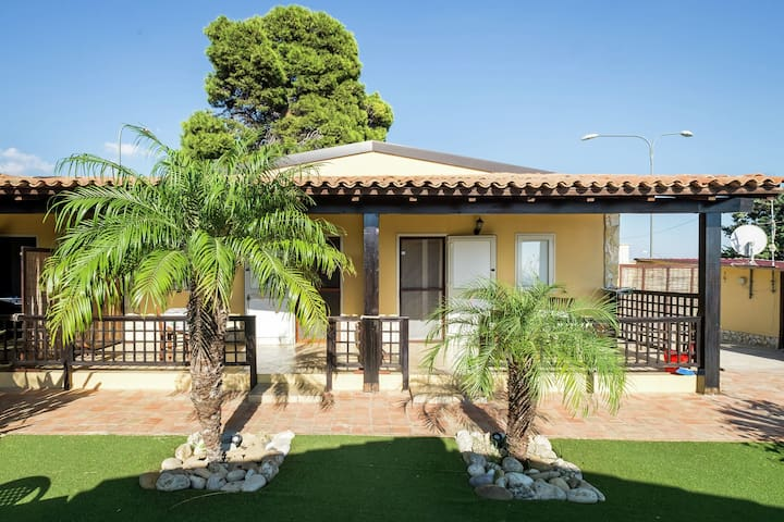 Holiday Home in Ribera with Swimming Pool, Garden, Veranda