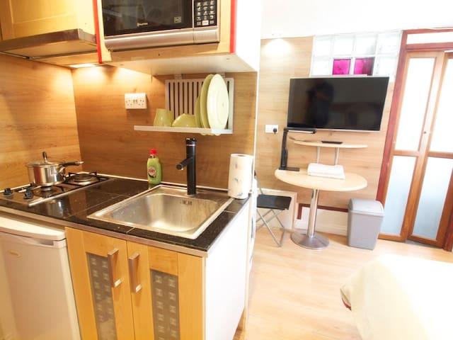 Small Studio with bathroom 4S