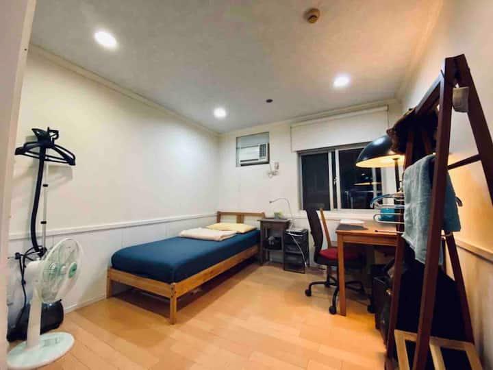 /日浮公寓/ZooFu Guest House Single room