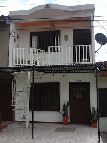 La casa de MAJOS