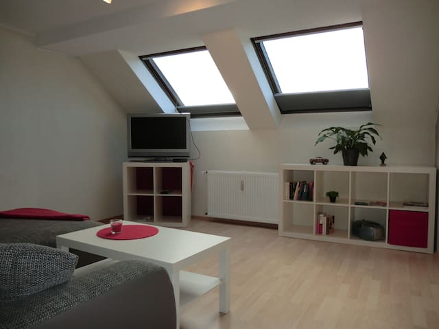 Cosy self-contained apartment in Krefeld - Krefeld - Condominium