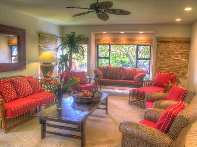 Hale Aloha 5 bedroom vacation home in Poipu, Kauai - Koloa - Hus