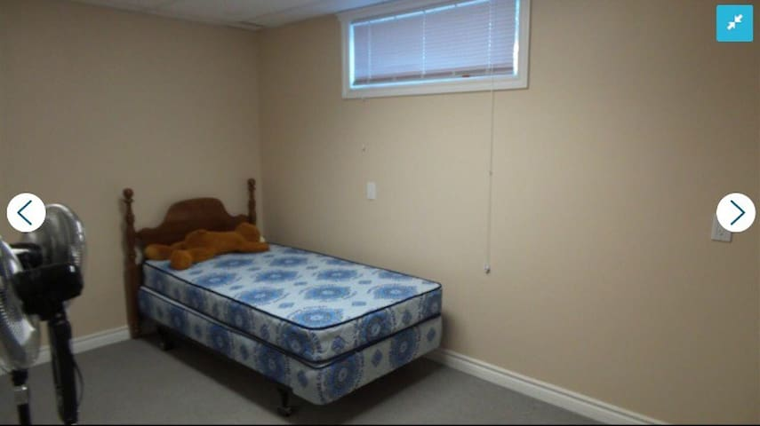 Room in the basement for rent Millwoods Area!