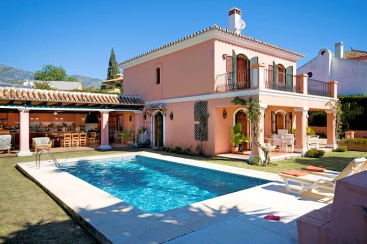 Privacy and Relax in the heart of Marbella