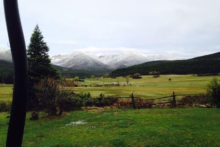 Serenity on the Mountain. Los Vallecitos LLC