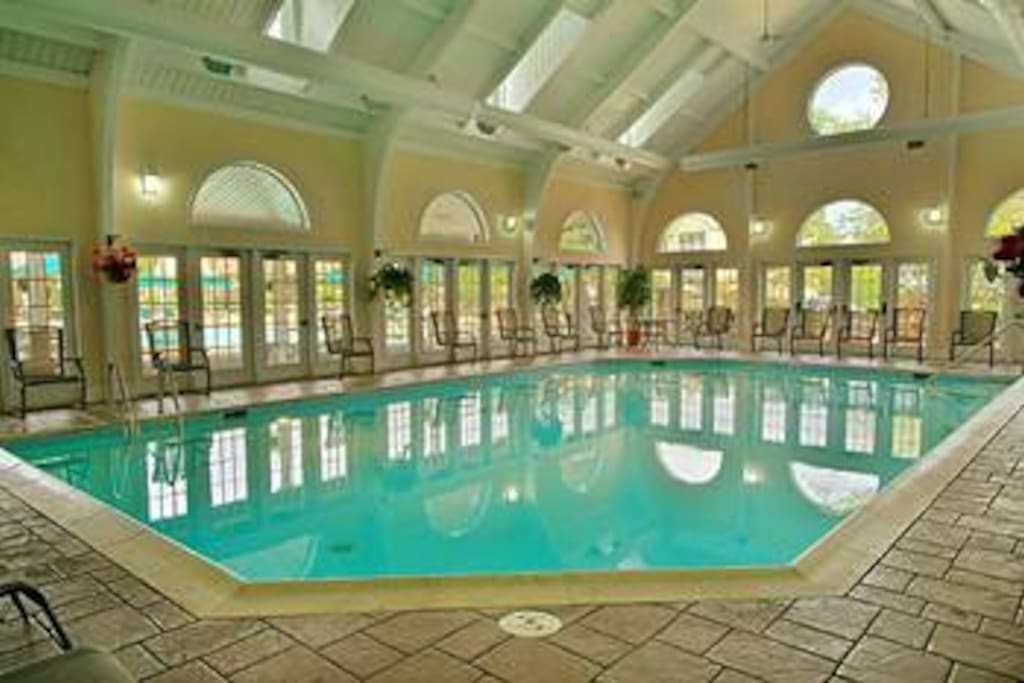 Indoor Pool Onsite
