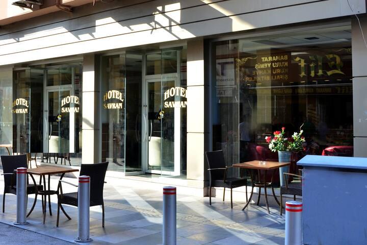 Savran Hotel Mersin Merkez