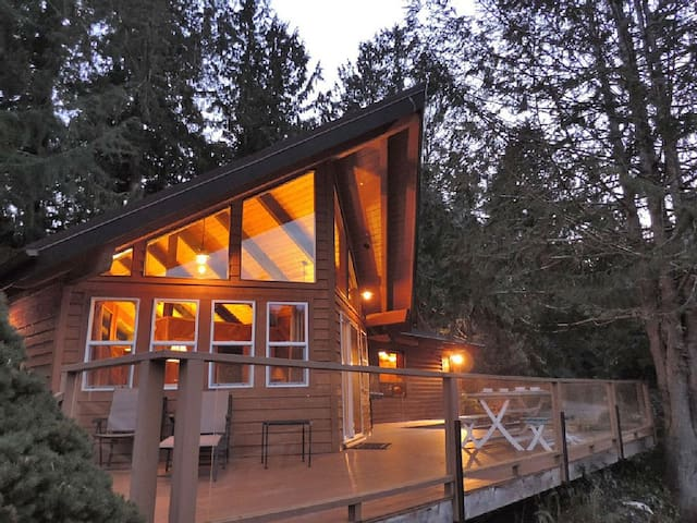 Luxury Waterfront Home***Enjoy Nature Here! - Gig Harbor - Hus