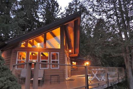 Luxury Waterfront Home***Enjoy Nature Here! - Gig Harbor - Haus