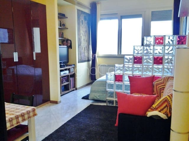 15 min.by bus to the historical center WI-Fi free - Pian di San Bartolo-trespiano - Apartament