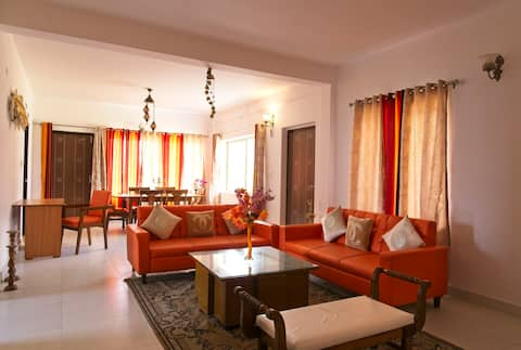 Coral 3bhk in the outskirt of Nainital